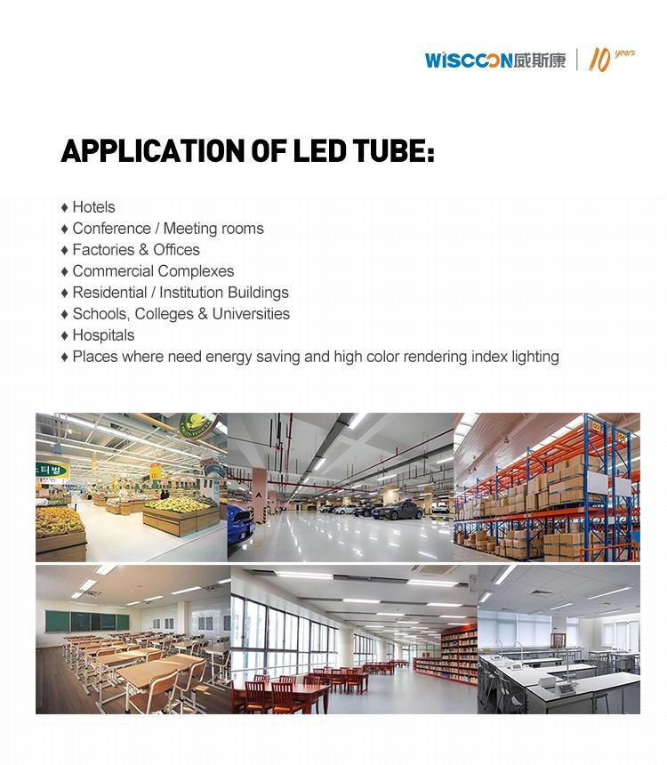 T5 LED TUBE 110lm/w