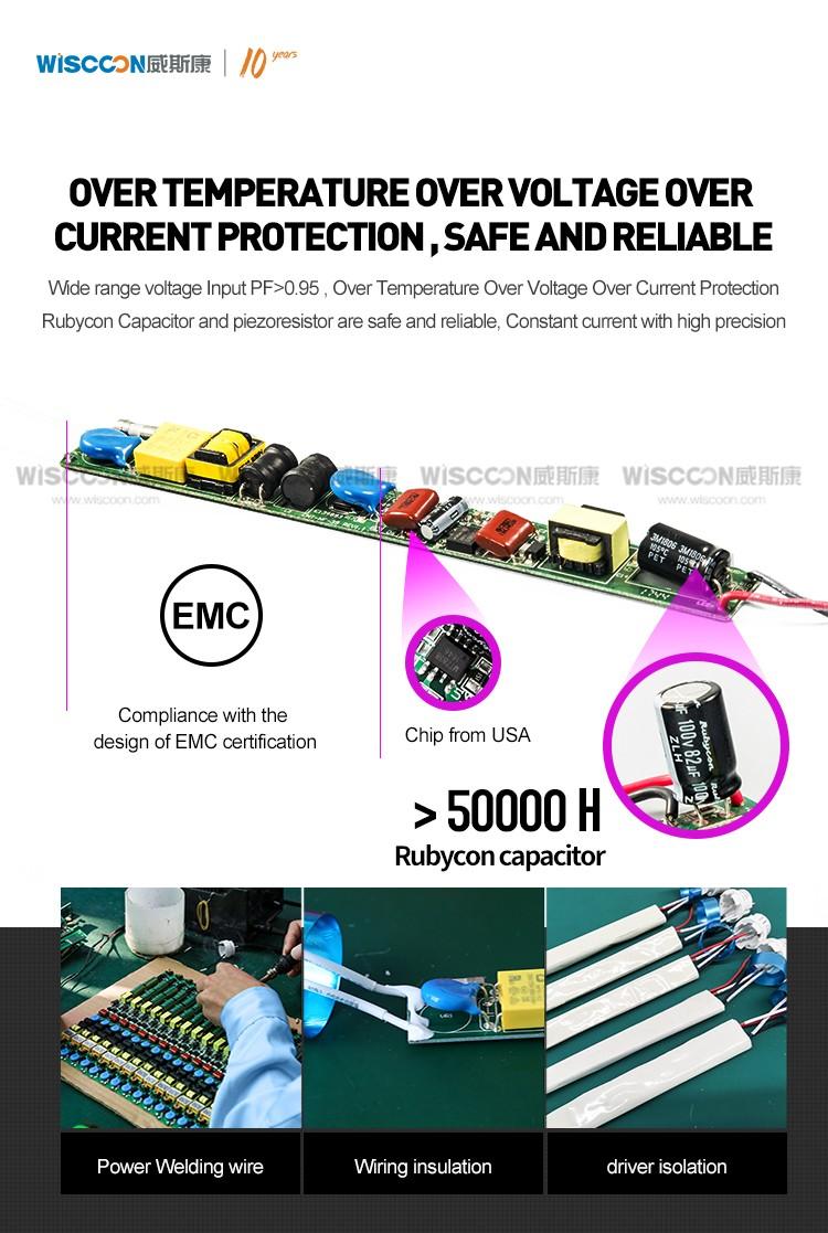 T5 LED TUBE 130lm/w