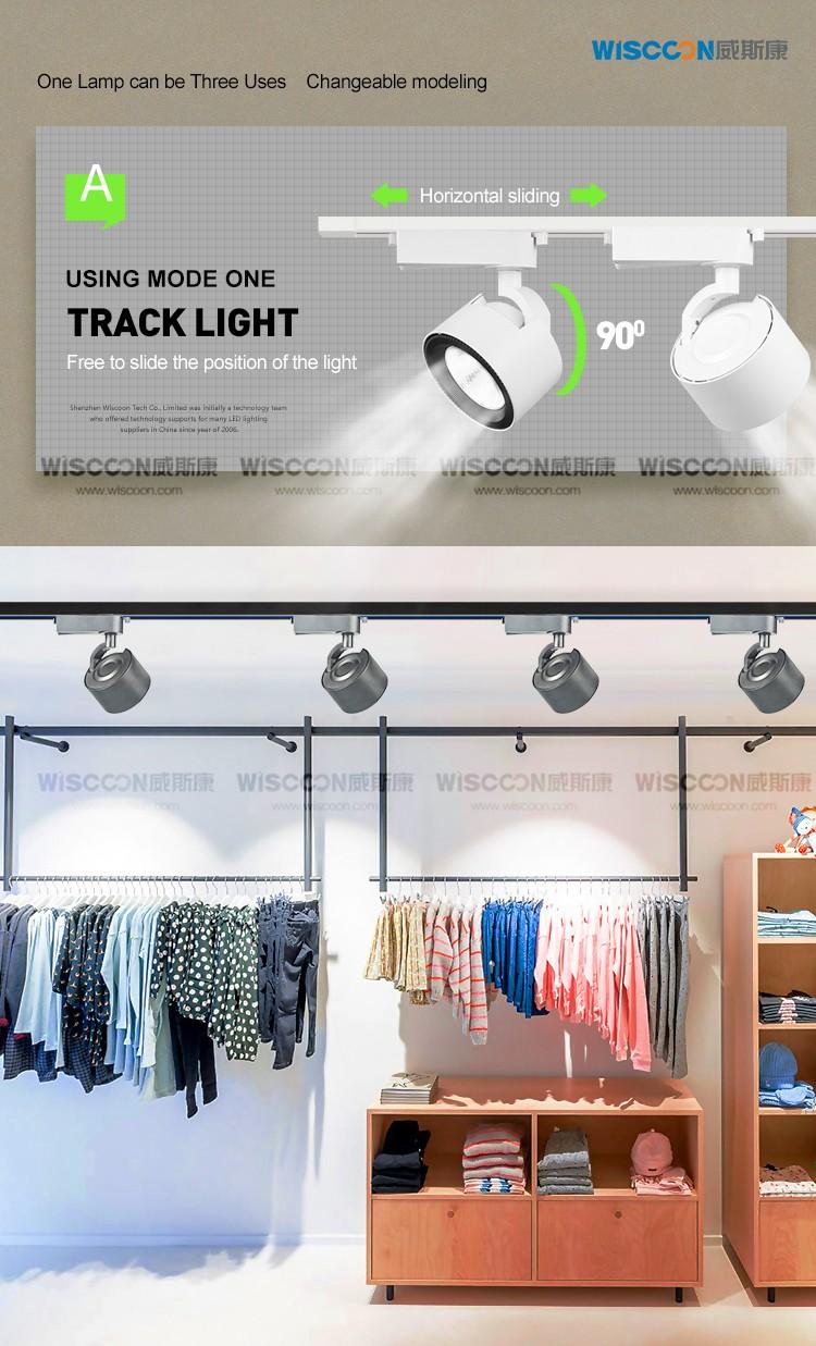 LED track light KB10-B2073