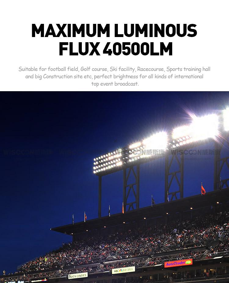 Sports Stadiums LED flood light
