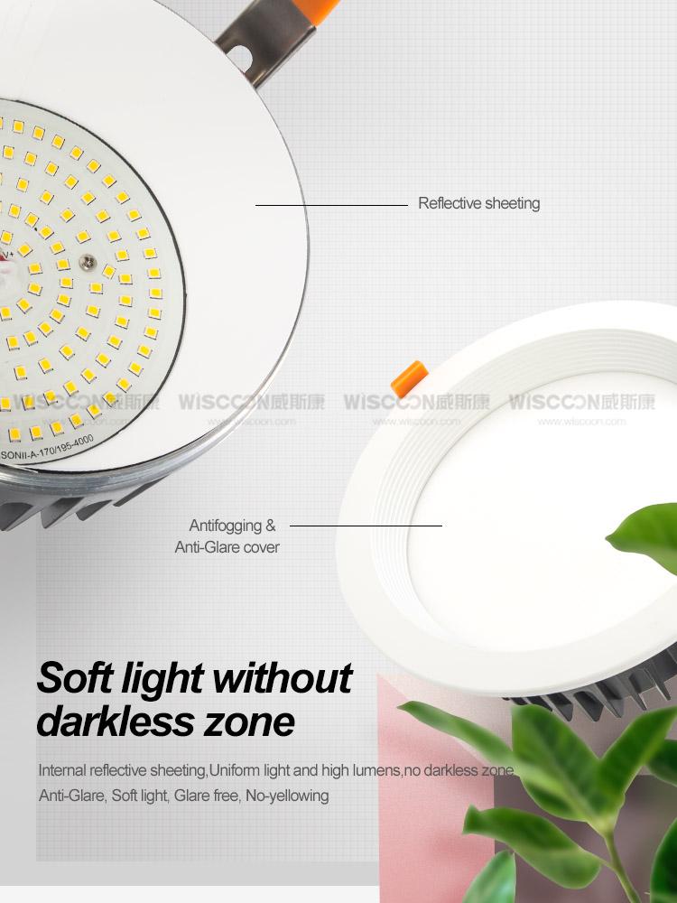 LED downlight C23 model