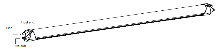 WHAT IS THE DIFFERENCE BETWEEN A SINGLE ENDED AND DOUBLE ENDED LED TUBE