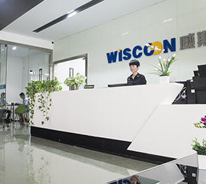 Wiscoon office front desk