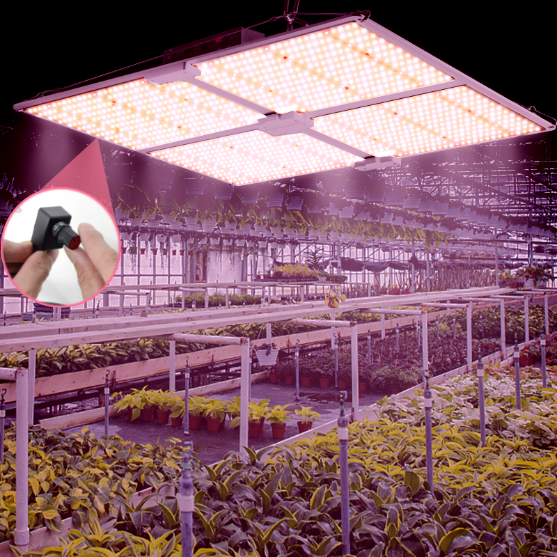 Quantum Matrix Panel Plant Grow light
